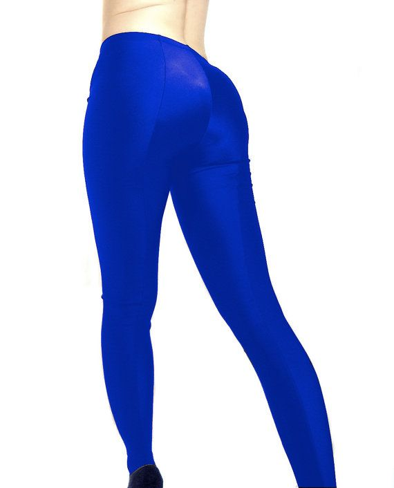 Royal blue spandex footed leggings / tights specially designed with unique look. They are made from the best quality spandex.  SIZE CHART  - UK Size Extra Small - will fit 23- 25 waist, 30 - 33 hips - - UK Size Small - will fit 25- 27 waist, 33 - 36 hips - - UK Size Medium - will fit 27 - 31 waist, 36 - 40 hips - - UK Size Large - will fit 31 - 34 waist, 40 - 43 hips - - UK Size Extra Large - will fit 34 - 38 waist, 43 - 46 hips - - UK Size XXL - will fit 38- 40 waist, 46-48 hips - - UK ...