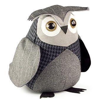 Owl Doorstop - Little Owl