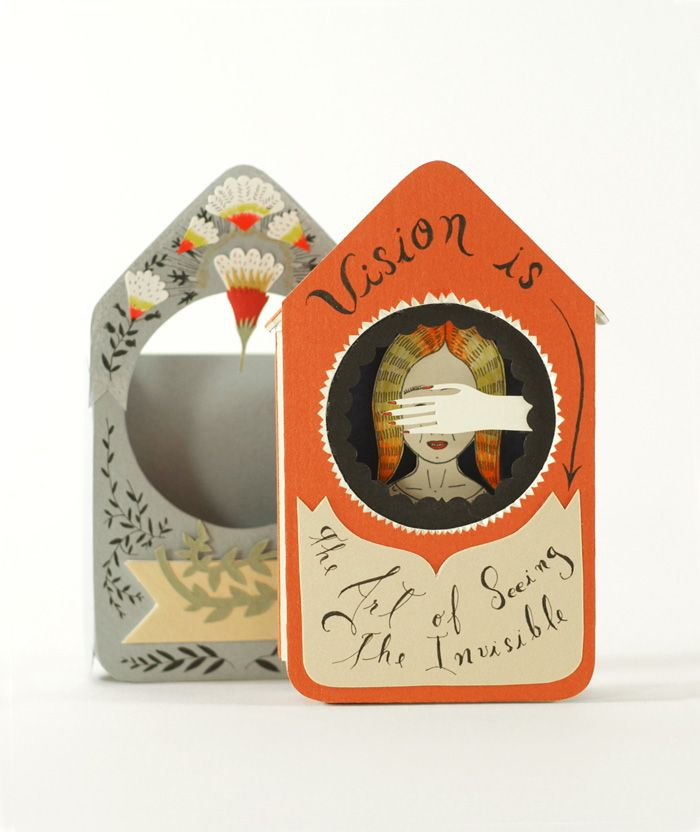 elsita miniature artists books
