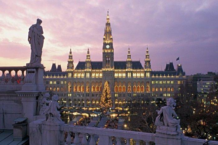 Te contamos nuestro extraordinario viaje de cuento a Viena en navidad, y te contamos todo lo que no te puedes perder en esta bella ciudad.