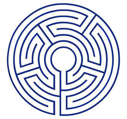 The Labyrinth Type Gossembrot | blogmymaze