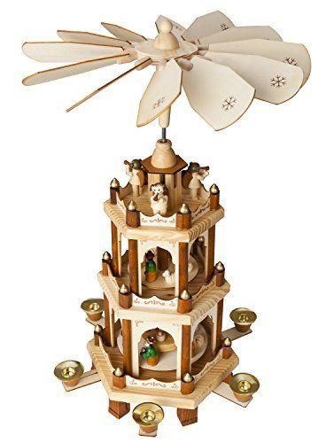 Christmas Decoration Pyramid 18 Inches Nativity Play 3 Ti... https://www.amazon.com/dp/B0047TB14Y/ref=cm_sw_r_pi_dp_x_9Axuyb95KJXWP
