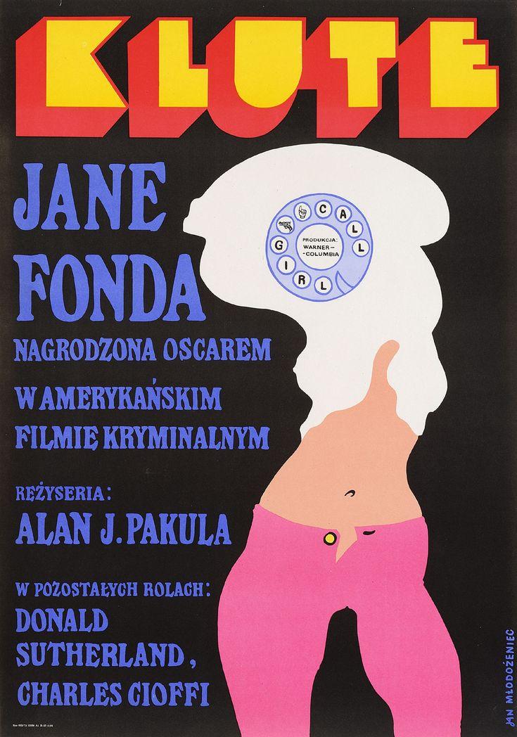 Jan Młodożeniec - Klute, 1973