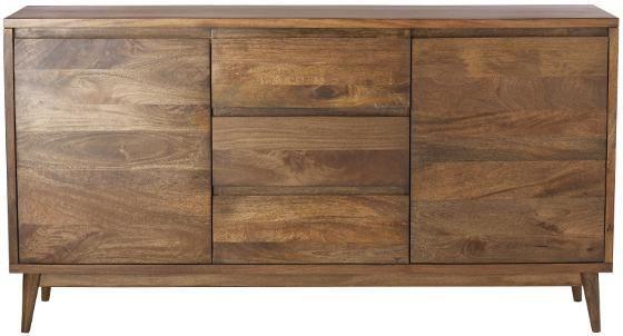 Conrad Sideboard - Mid-century Modern Sideboard - Solid Wood Buffet…