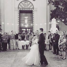 WEDDING DJ SAN DIEGO: Jill + Hugh | Waterfront Park- San Diego City Hall | Saturday, December 5th 2015