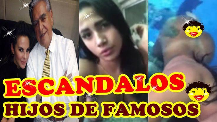 LA HIJA DE ROMARIO   Y OTROS ESCÁNDALOS DE  HIJOS DE  FAMOSOS