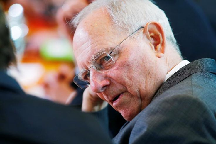 #world #news  Germany's Schaeuble says if Muslim migrants don't like Europe, go elsewhere