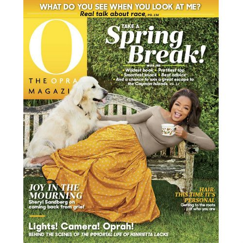 Score a subscription to O Magazine for just 42 cents per issue!