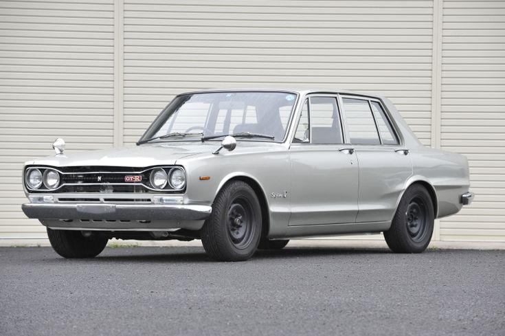 GTーR ハコスカ Nissan S20 engine