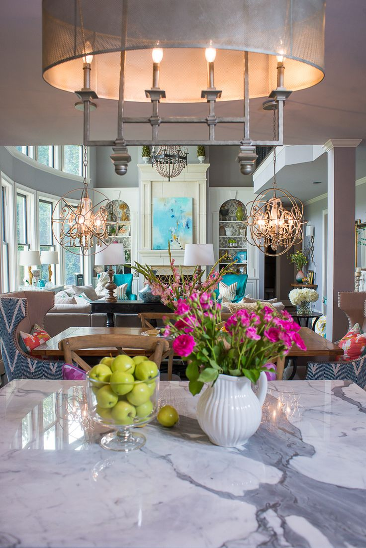 Open kitchen layouts better homes and gardens - Every Second Of My Journey To Our Feature In Better Homes And Gardens Color Made