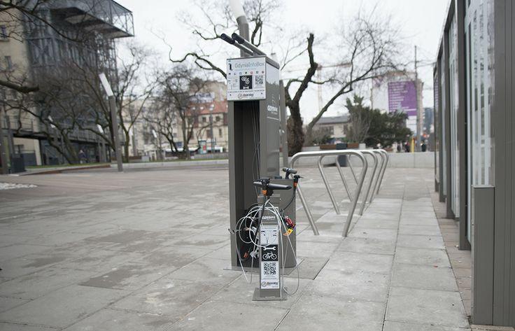 stacje naprawy rowerów gdynia