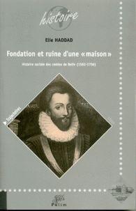 """Elie Haddad - Fondation et ruine d'une """"maison"""""""