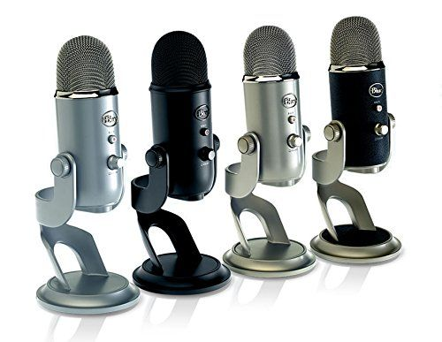 Win a Blue Yeti USB Microphone #blue #bluemicrophones #giveaway