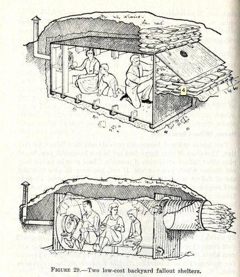 Backyard Fallout Shelter