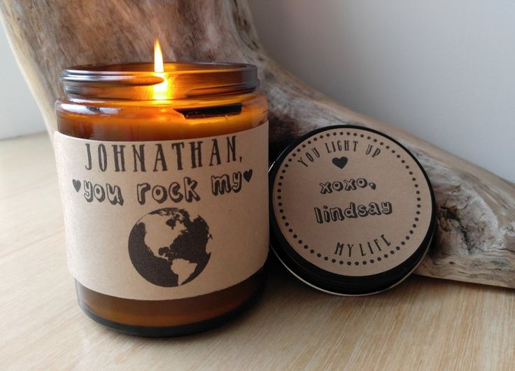 Gift For My Husband On Our Wedding Day: 1000+ Ideas About Candle Gifts On Pinterest