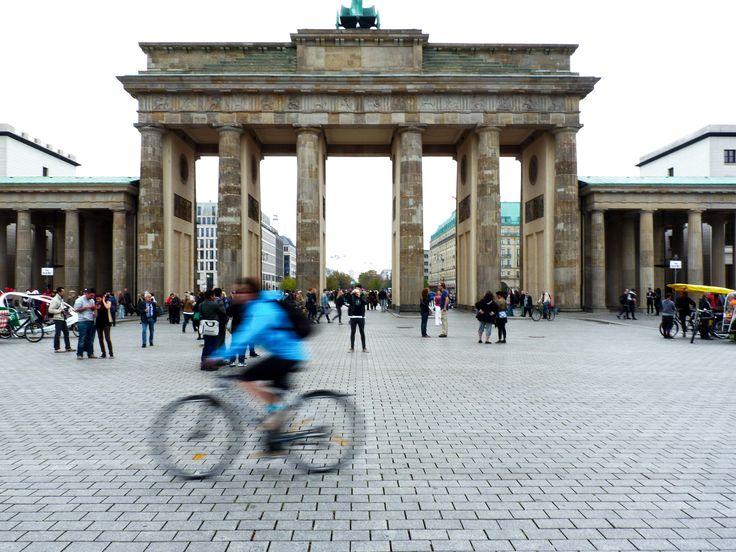 Brandenburger Tor, Berlin - Panasonic Lumix FZ38