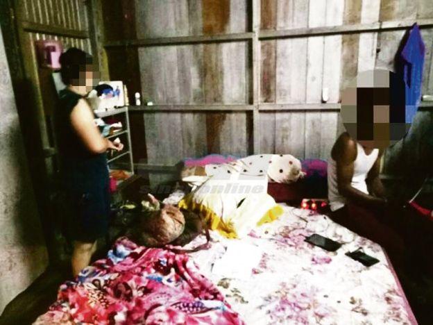 Isteri orang tengah lalok ditangkap khalwat dengan lelaki lain   Seorang wanita yang masih berstatus isteri ditangkap bersekedudukan bersama lelaki lain ketika lalok dadah menerusi Ops Cegah oleh sepasukan anggota Agensi Anti Dadah Kebangsaan (AADK) Besut di sebuah rumah sewa di Kampung Alor Lintang dekat sini.  Ketua Pegawai AADK Besut Normayati Mat Nawi berkata bertindak atas maklumat sepasukan sembilan anggota AADK diketuai beliau telah menyerbu sebuah rumah sewa wanita berusia 31 tahun…