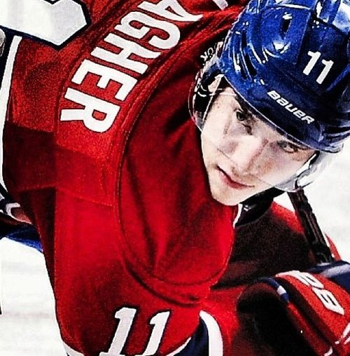Brendan Gallagher <3 #11 Habs