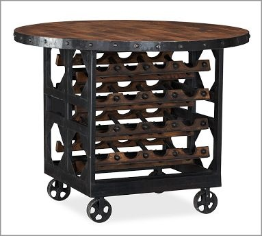 Awesome Wine Storage Table Awesome Ideas