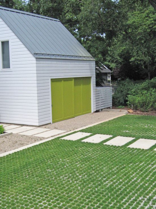 Driveway Pavers Instead Of Concrete Allows Rain Water