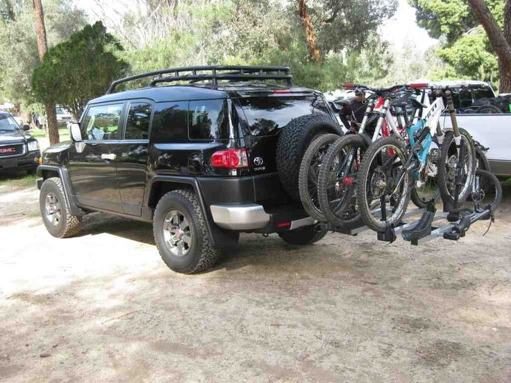 Thule Hitch Mount Bike Rack