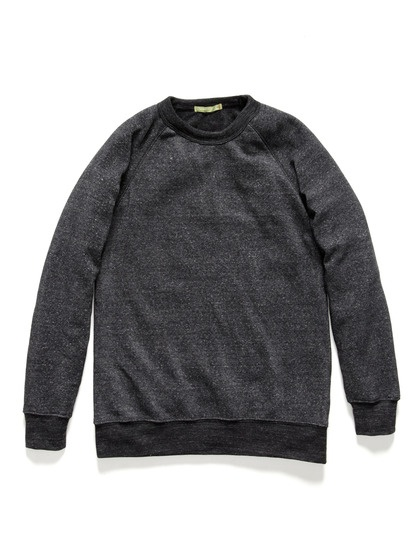 Raglan Sweater from Alternative Apparel.   Sustainable material