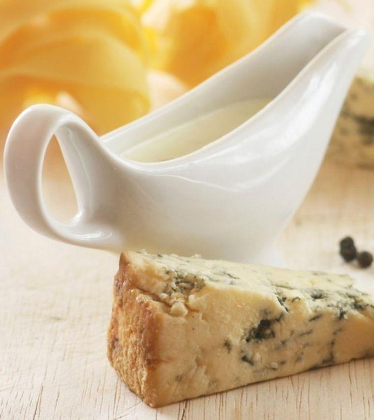 Sosy serowe: przepisy na sosy serowe