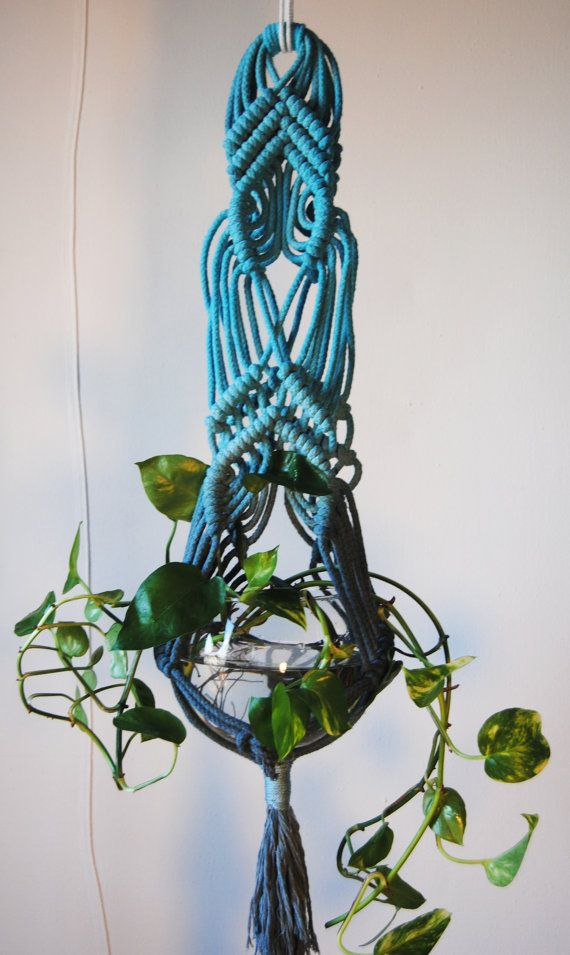 635 Best Macrame Images On Pinterest Macrame Plant