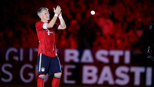 Germany Icon Bastian Schweinsteiger Calls Time On His Professional