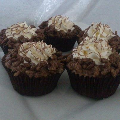 Coco Vanilla - one for the kiddies   http://www.facebook.com/pages/Linnylicious-Cupcakes/306586612723753