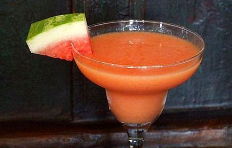 watermelon mango margaritas omg delishhhh