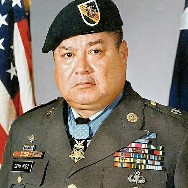 GENEVA: Roy p benavidez medal of honor