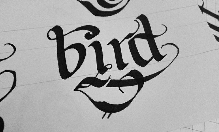 rudzik-rudzik.tumblr.com  #letters #calligraphy #typography