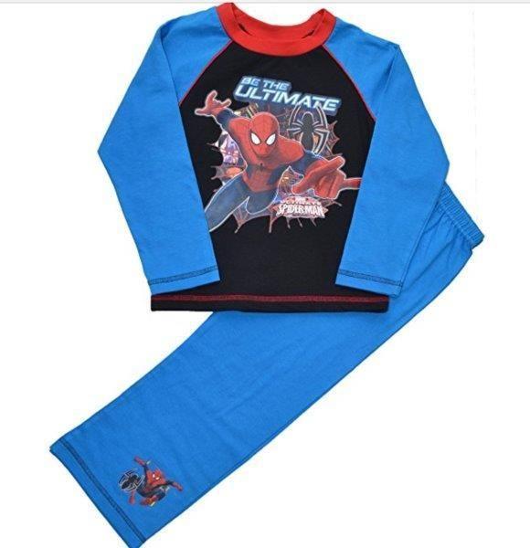Boys' Spiderman Long Sleeve Pyjamas Sleepwear Set  #shoppingonline #fashionista #kidsclothes #shoppingday #instalikes #fashionstyle #canadaonline #shopping #clothes #onlinestore