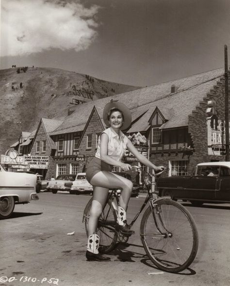 Felicia Farr, ca. 1955.