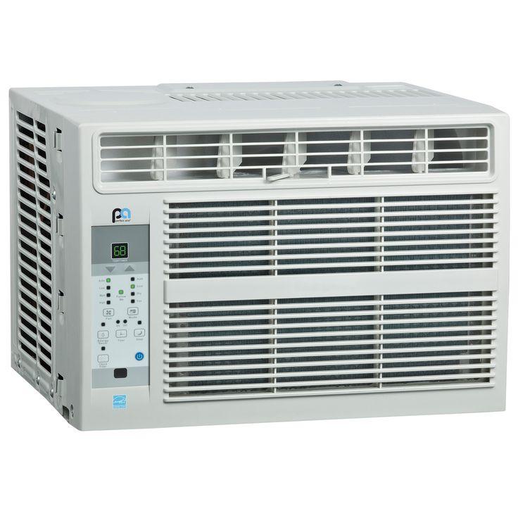 5,000 BTU Energy Star Window Air Conditioner with Remote