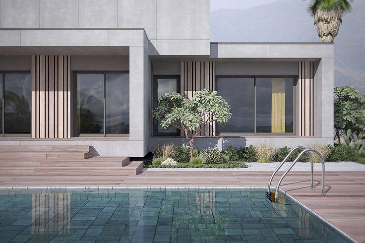 Maison préfabriquée / modulaire / passive / à ossature bois - KOCHI - PopUp House