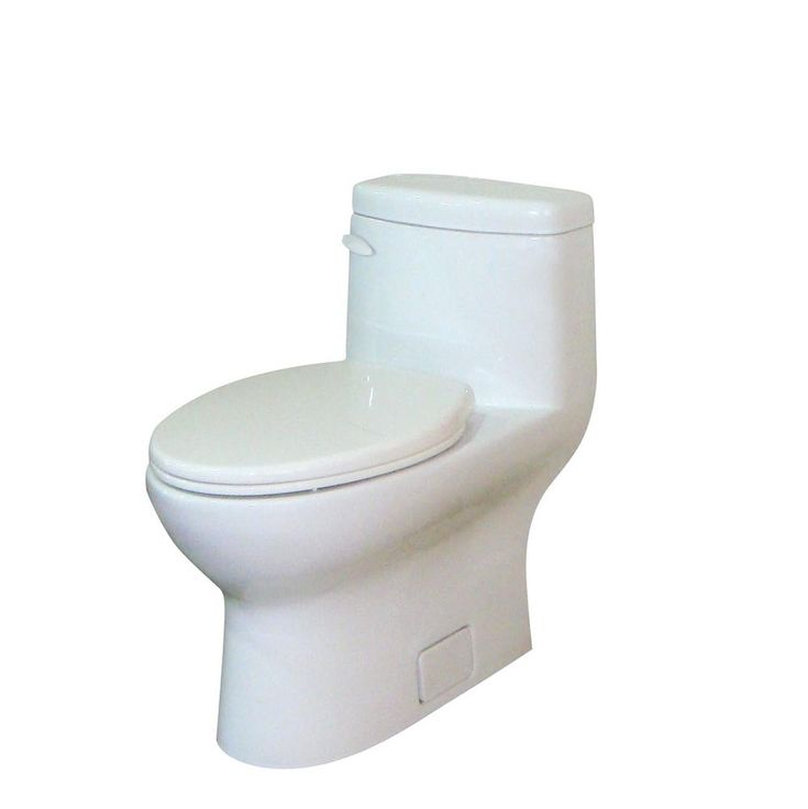 Gerber Plumbing - 1568165 sales at Pipeline Supply Inc. Floor Mount One Piece in a decorative White finish