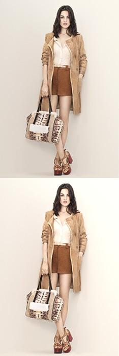 PRÜNE shoes, shorts and blouse ♥