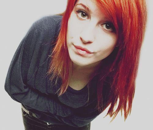 Hayley Williams!!Hair Colors, Red Hair, Hayleywilliams, Hayley Williams, Hair Cut, Paramore, Wigs, Haley Williams, Music Band