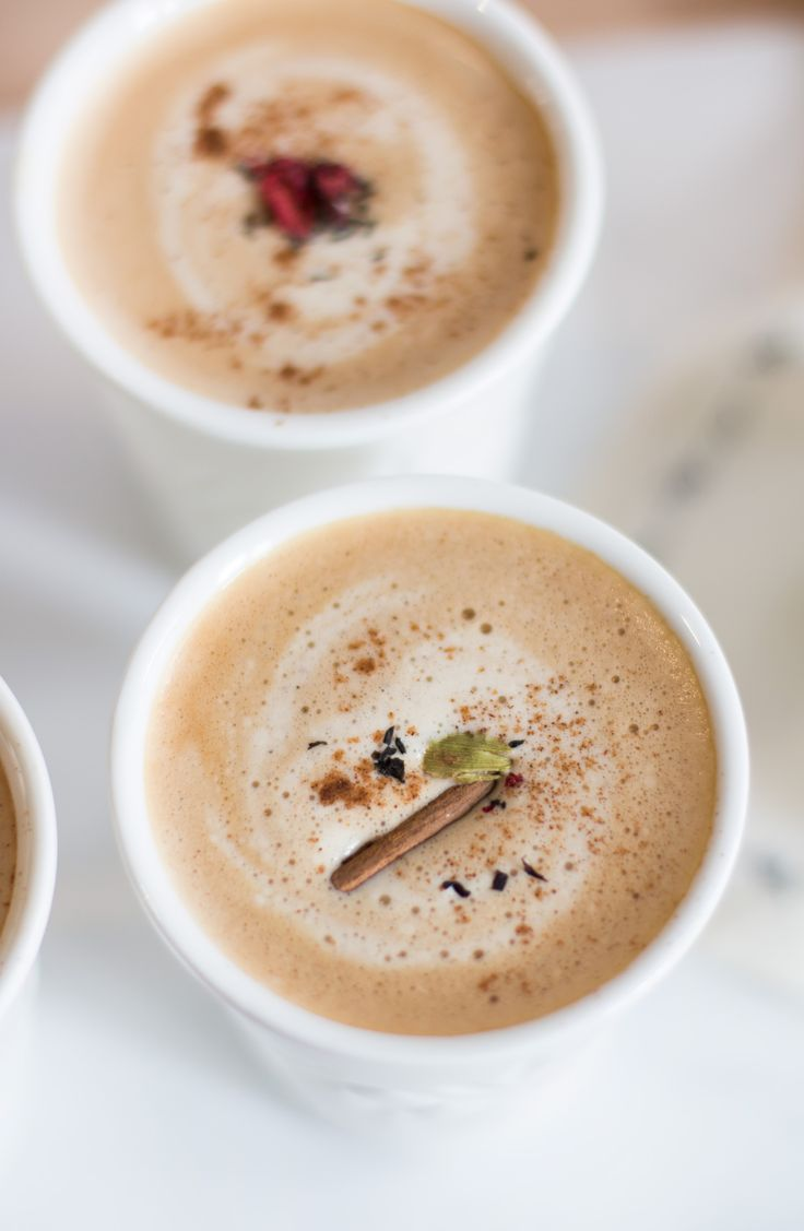 How to make the best dirty chai latte ever!