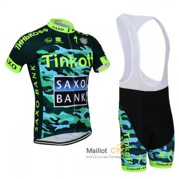 maillot cyclisme a pas cher.: Maillot cyclisme Saxo Tinkoff