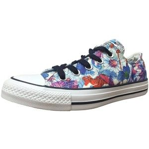 Chuck Taylor All Star Andy Warhol Floral $65.00