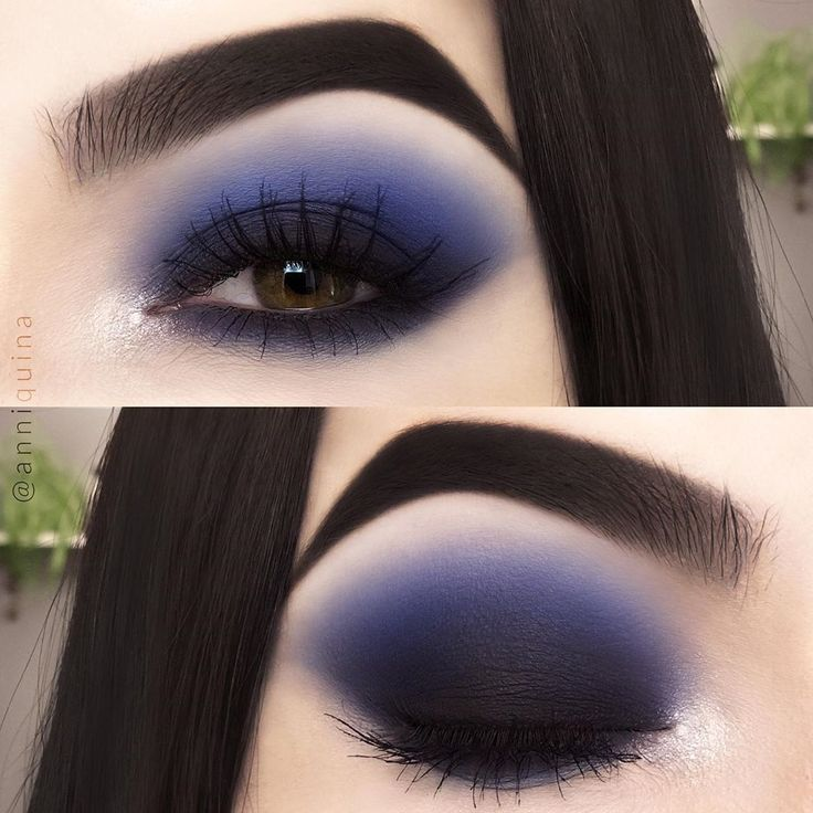 💙 Products used: Sugarpill Cosmetics eyeshadows in Diamond Eyes, Home Sweet H…
