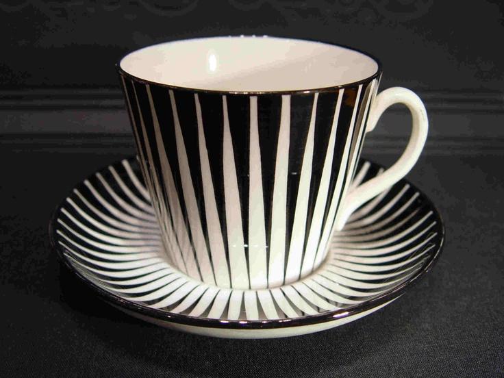 Zebra - Uppsala Ekeby Makes my morning cuppa taste even better!