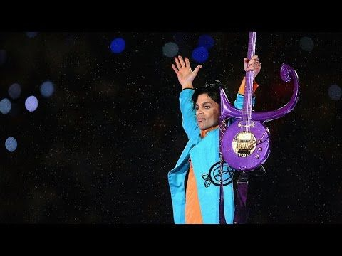 Did Prince Predict His Death? Haunting Song Lyric Goes Viral