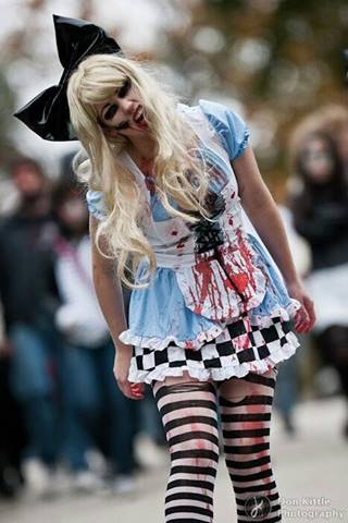 187 best Alice images on Pinterest | Zombies, Halloween ideas and ...