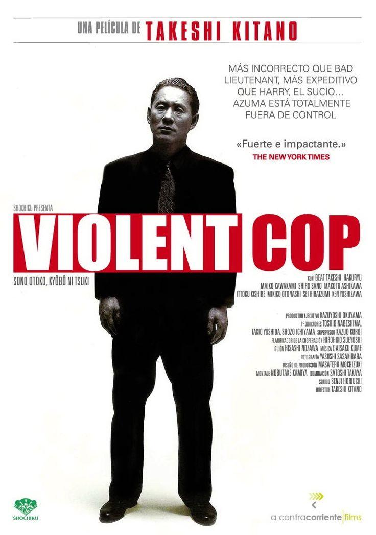 1989 / Violent cop