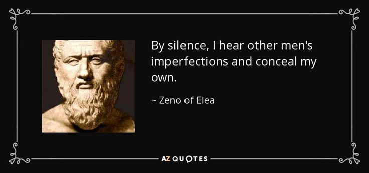 TOP 8 QUOTES BY ZENO OF ELEA | A-Z Quotes