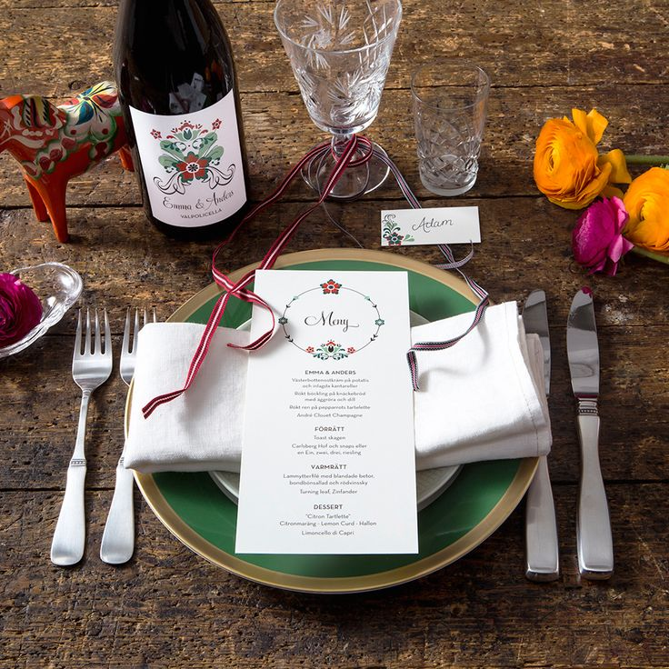 Kurbitz Table Setting - www.postedwithlove.com